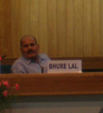 Mr. BhureLal