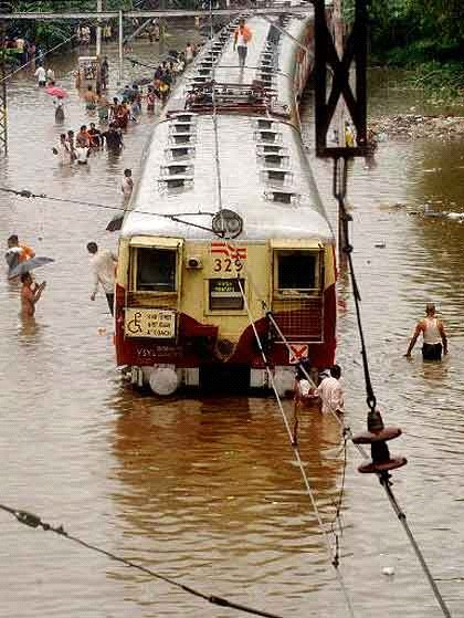 Mumbai Floods2005