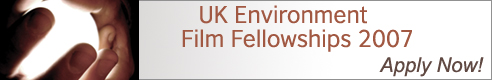 UK environment film fellowships