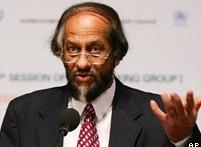 Dr. R. K. PachauriIPCC