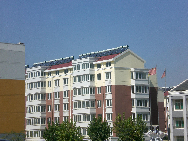 China Solar Valley, Dezhou