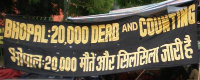 No More Bhopals